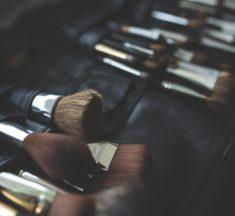 Verschillende Type Make-Up Kwasten