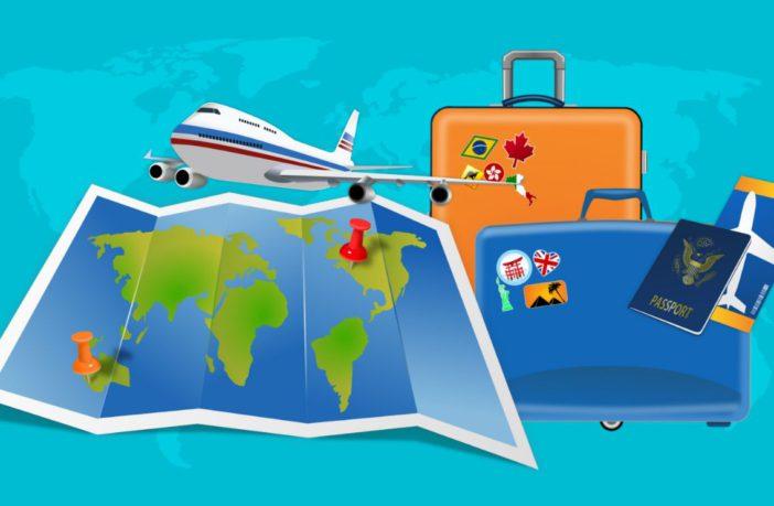 Een koffer kopen voor vakantie?