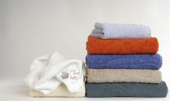 handdoek relatiegeschenk