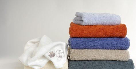 Een handdoek als relatiegeschenk voor vrouwen