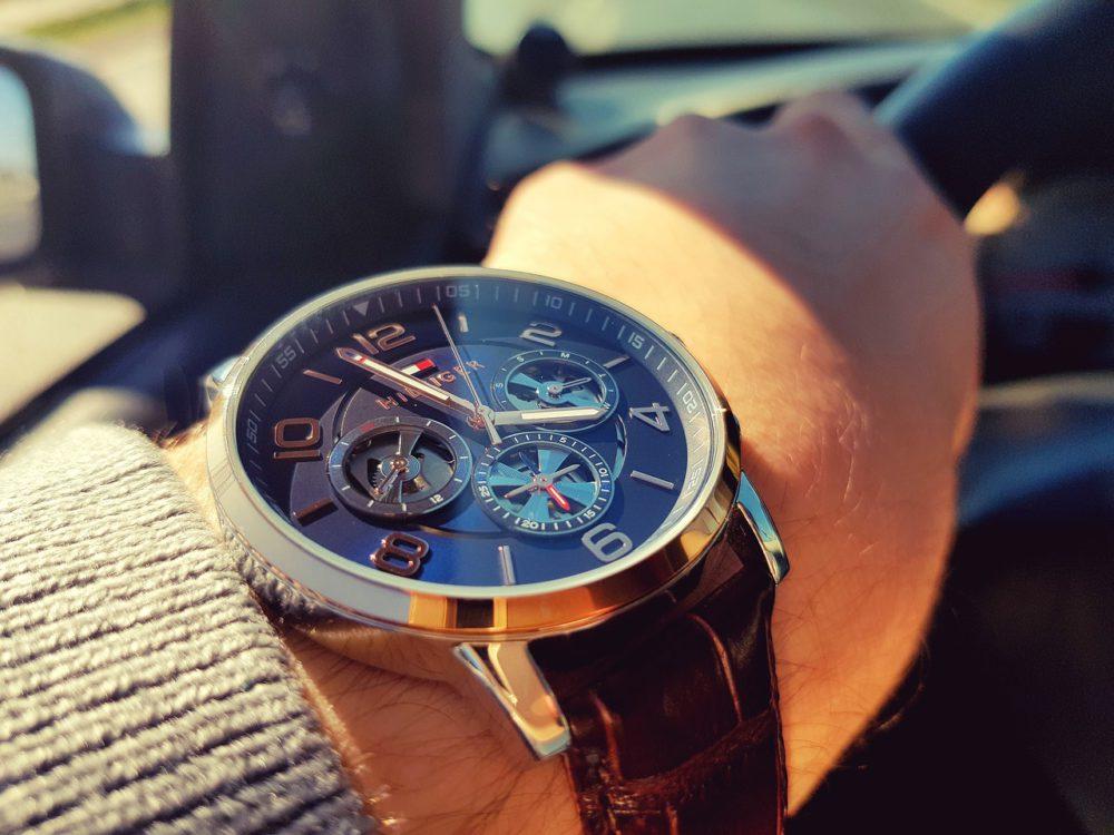Een horloge geeft een betrouwbare uitstraling