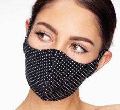 Een mondkapje als accessoire gebruiken
